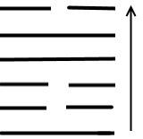 """гексаграмма 17 """"Последовательность"""""""